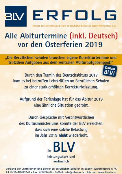 deutsch abitur 2019 bw